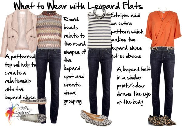 What to Wear with Leopard Print Shoes - Inside Out Sty