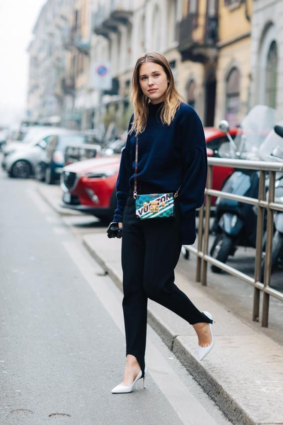 8 Ways To Wear Stirrup Pants (Yes, They're Back) | Fashion, Womens .