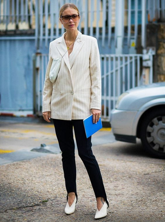 8 Ways to Wear Stirrup Pants (Yes, They're Bac