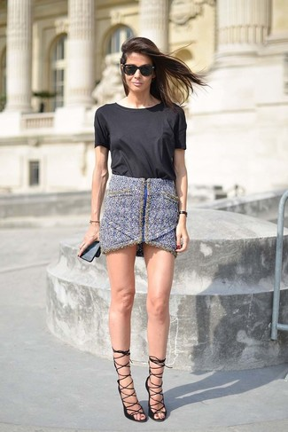 How to Wear a Tweed Mini Skirt (32 looks & outfits) | Women's .