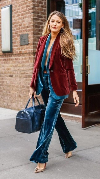 How to Wear Velvet Pants For Women (23 looks & outfits) | Women's .