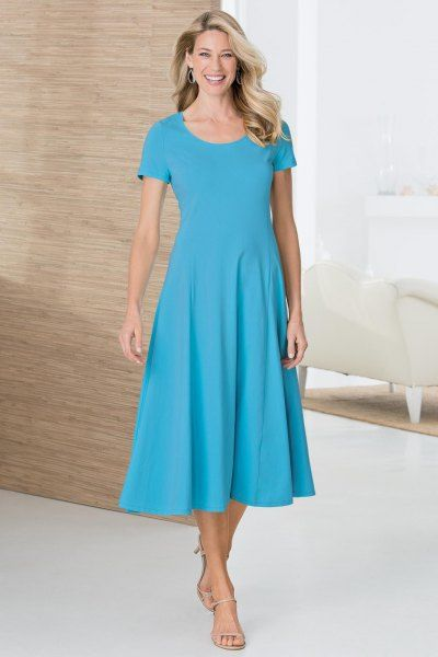 Amazing Outfit Ideas for Ladies Jersey Knit Dress   Knit dress .