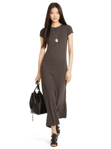 Cotton Jersey Maxidress - Polo Ralph Lauren Maxi Dresses .