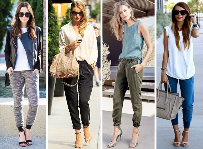 Jogger Outfit Ideas see 5 tips for how to wear jogger pants on the .
