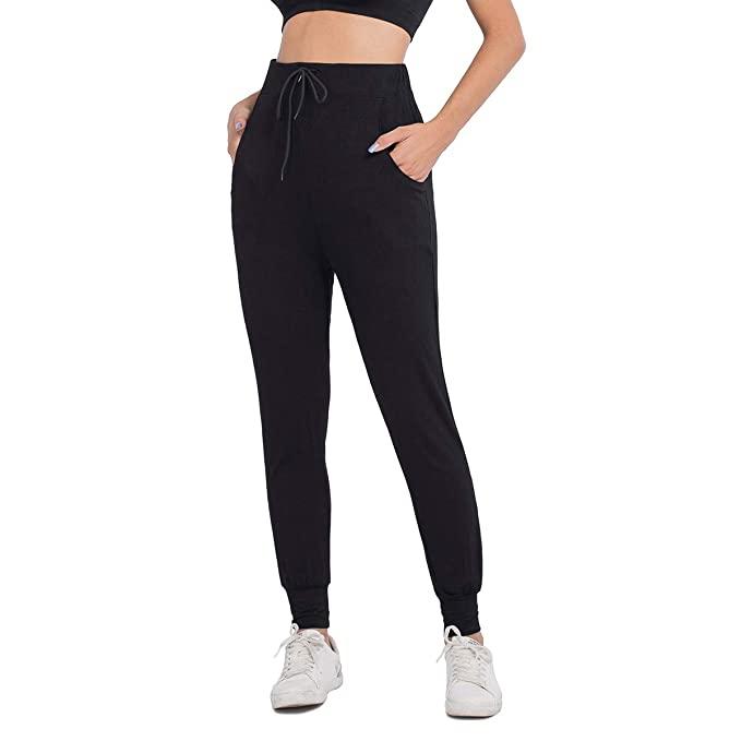 Amazon.com: JTANIB Jogger Pants for Women, Active Lounge .