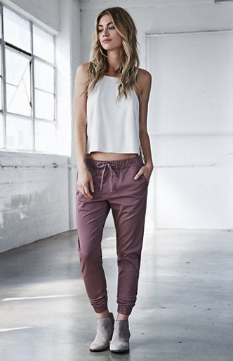 Women's Jogger Pants | Cute Joggers | street style. ♥ Fashion .