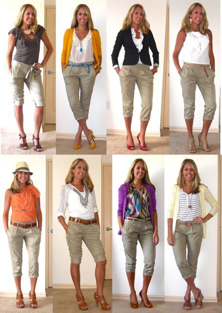 17 Best Ideas About Khaki Pants Outfit On Pinterest Khaki Pants .