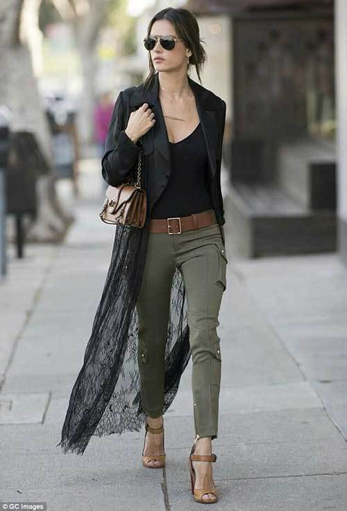 Kimono Cardigan Outfits with 30 Pictures - Outfit Styl