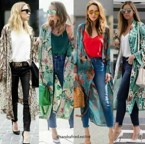 How to style your kimono cardigan | | Just Trendy Gir