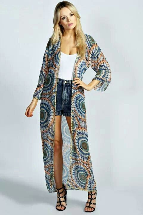 20 Style Tips On How To Wear Kimono Jackets, Outfit Ideas | Gurl .
