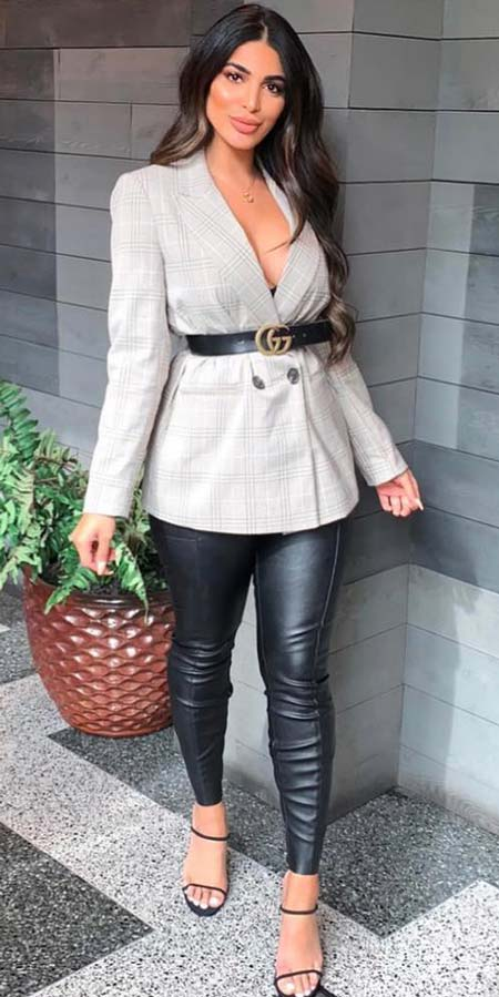 25 Women's Blazer Outfit Ideas To Conquer Everything - Hi Giggl
