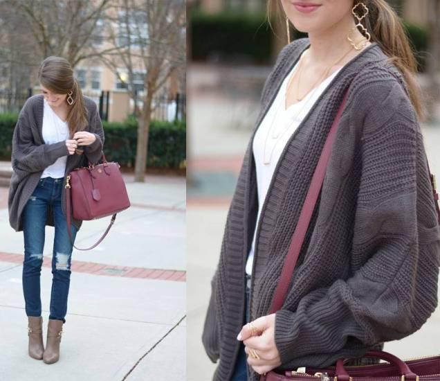 Blanket scarves styling ideas | | Just Trendy Gir