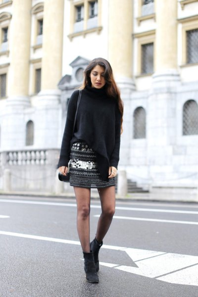 15 Cozy Knit Skirt Outfit Ideas: Ultimate Style Guide - FMag.c