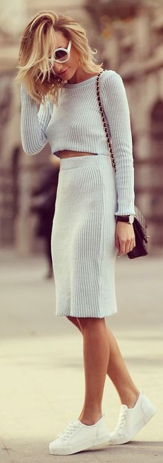 196 Best Pencil Skirt images in 2020 | Style, Fashion, Outfi