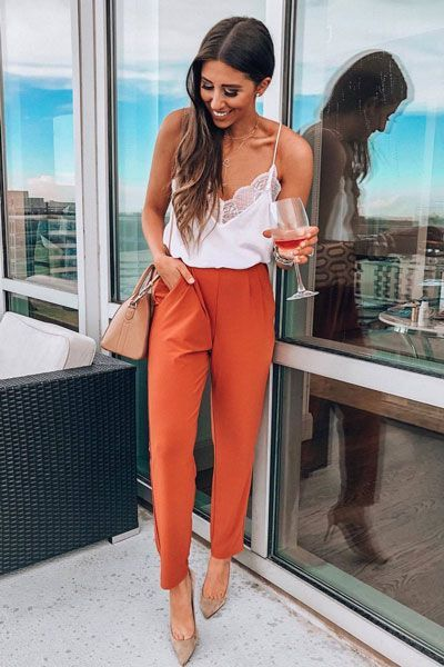15+ Classy Outfit Ideas To Finish This Summer With Style | Classy .