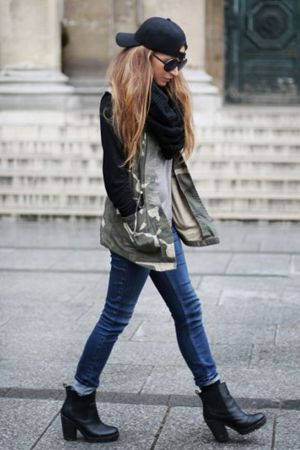Style Basics: Wearing a Baseball Cap the Cool Way | Cute casual .