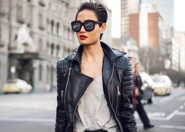 leather-jacket1 | Womens fashion casual fall, Fashion clothes .