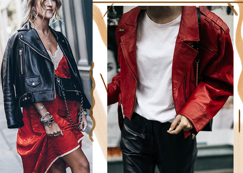 17 Leather Jackets for Women in 2020: How to Wear a Leather Jack