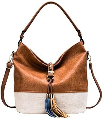 Amazon.com: Newest Style 2019 Hobo Bag for Women Boho Purses and .