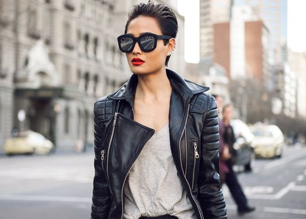 leather-jacket1 | Womens fashion casual fall, Fashion clothes .