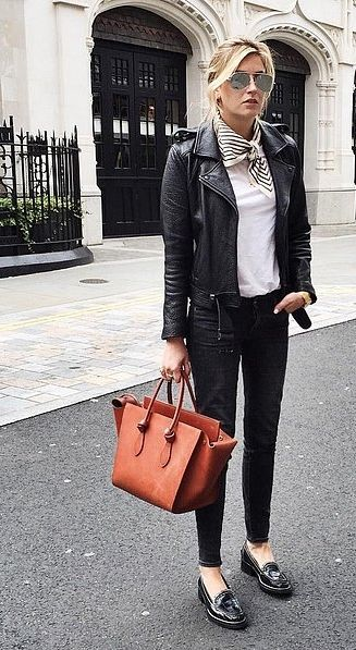 25 Unique Outfit Ideas You Can Wear With Your Plain Black Flats .