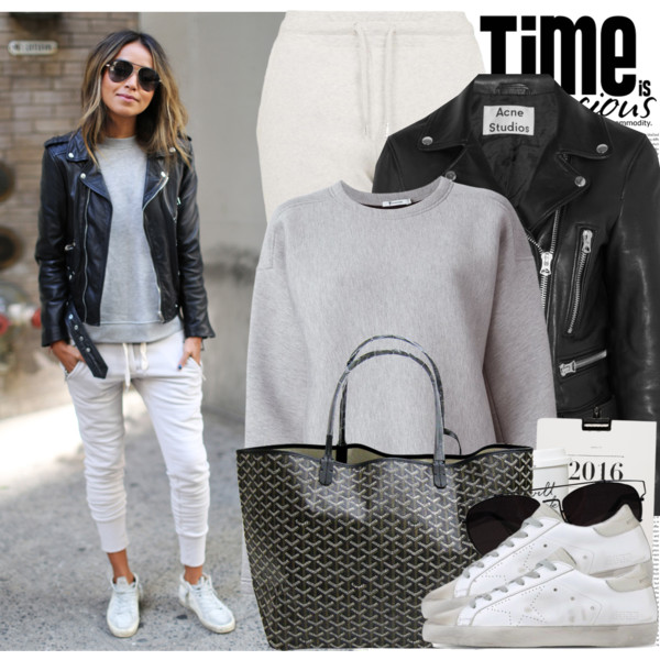 Leather Jacket Outfit Ideas For Women Over 40 2020   Style Debat