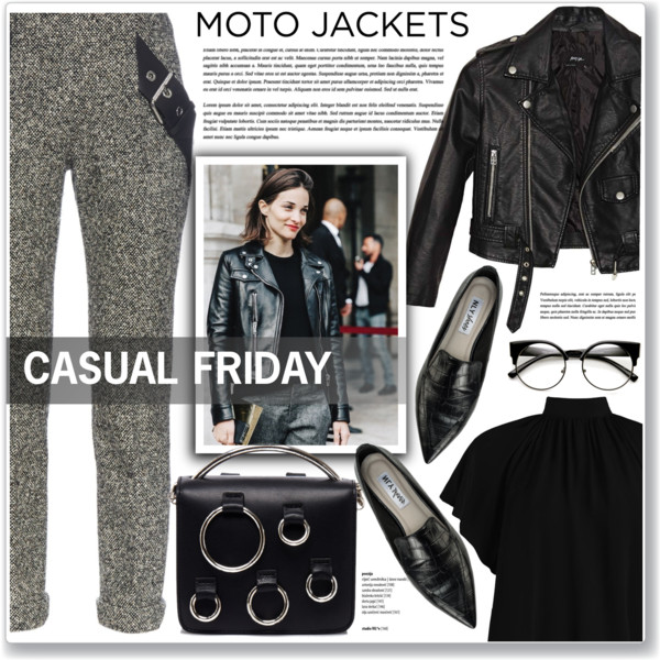 Leather Jacket Outfit Ideas For Women Over 50: Most Fabulous Looks .