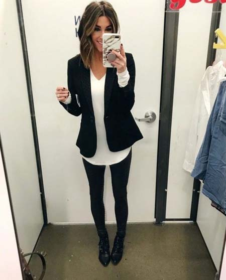 Black Leggings Outfit Ideas - How, What To Wear With Black .