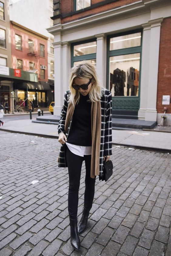 How to Wear Leggings to Work: 14 Chic & Elegant Outfits - FMag.c
