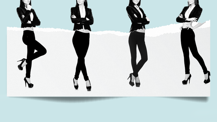 Can You Wear Leggings to Work? - The Atlant