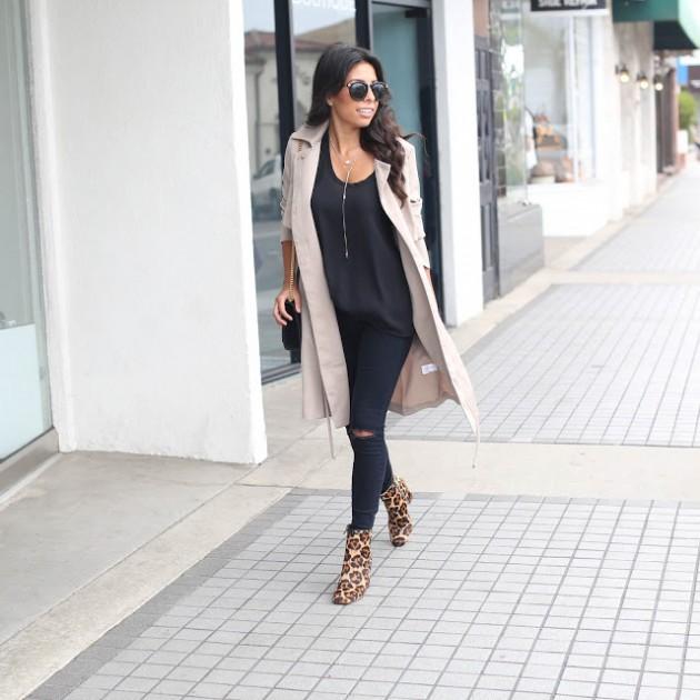 How To Wear Leopard Print Shoes Like A Fashionista - fashionsy.c