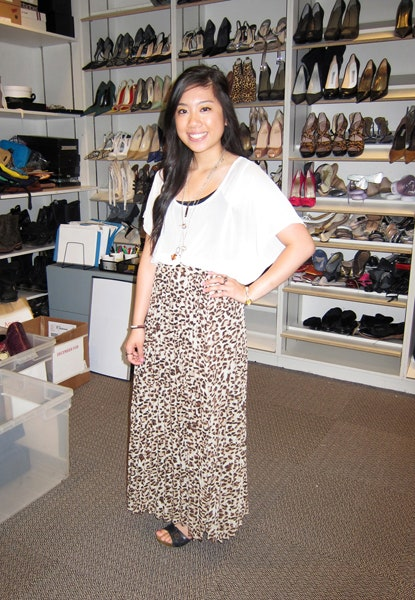 Daily Outfit Idea: An Easy Way To Dress Down Your Leopard Print .
