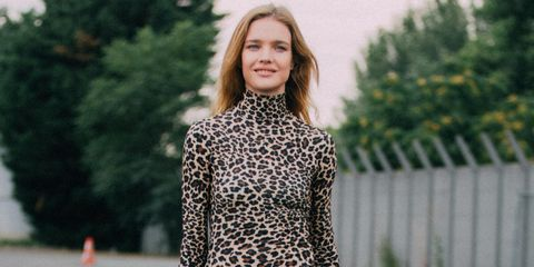 Leopard print fashion trend - style and outfit inspirati