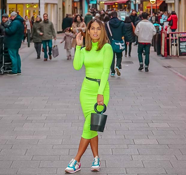 21 Best Neon Outfit Ideas for Summer 2019 | StayGl