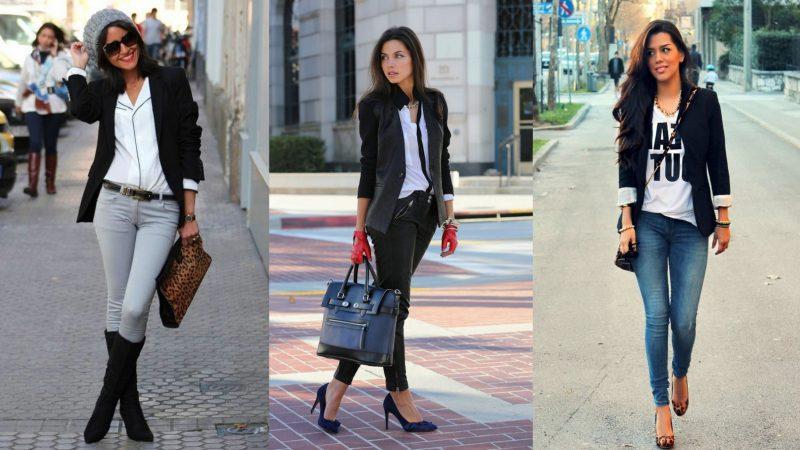 Blazers Outfit Ideas For Women 2020 ⋆ FashionTrendWalk.c