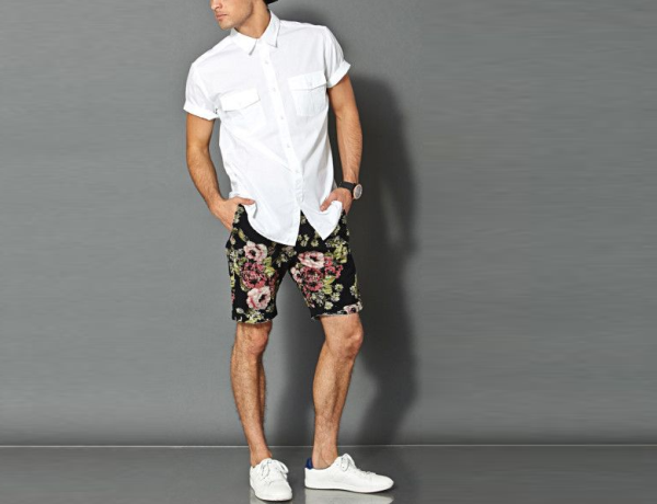 21 Shorts Outfit Ideas To Be The Best Dressed Man This Weeke
