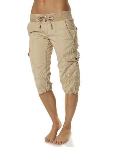 Cargo Shorts for Women | ... - WOMENS - SHORTS - CARGO - RUSTY .