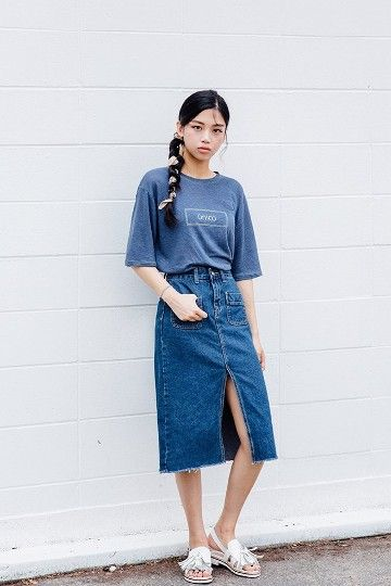 Pin by sima 🌙 on Outfit Ideas (With images)   Printed skirt .