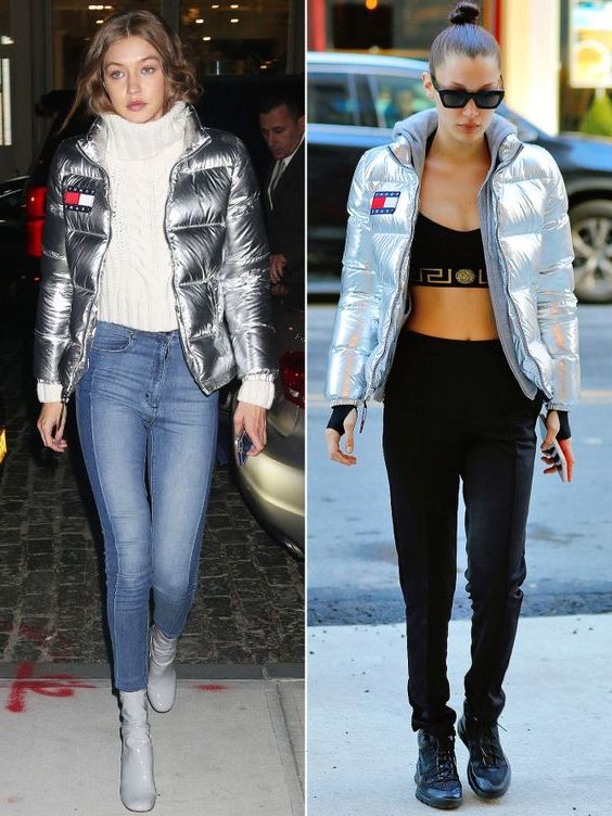 What To Wear With Puffer Jackets For Women This Winter: Best Guide .