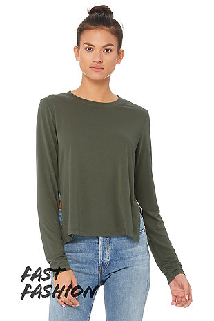 Long Sleeve T Shirts Wholesale | Plain Long Sleeve Shirts | Bulk .