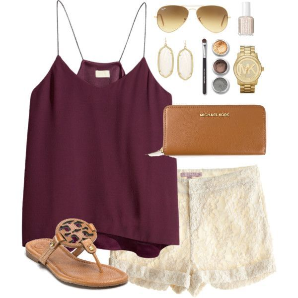 40 Best Polyvore Summer Outfit Ideas 2020 | Cool summer outfits .