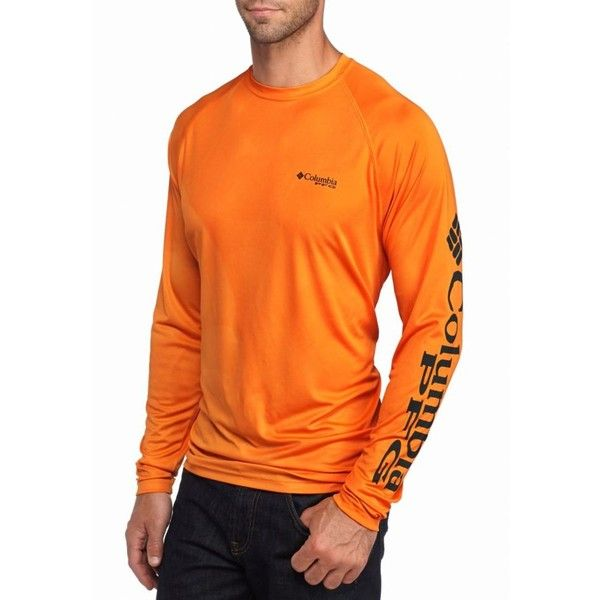 Columbia Koi Terminal Tackle8482 Long Sleeve Graphic Tee ($35 .