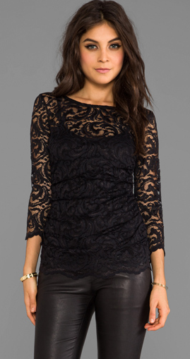 love this look | Lace top outfits, Black lace top outfit, Stretch .