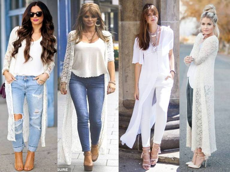 long white lace cardigan – Just Trendy Gir