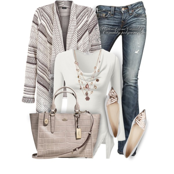 Cardigan Outfit Ideas For Women Over 40 2020   Style Debat
