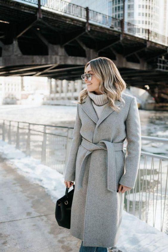 Winter Essentials For Women: Street Style Ideas 2020 .