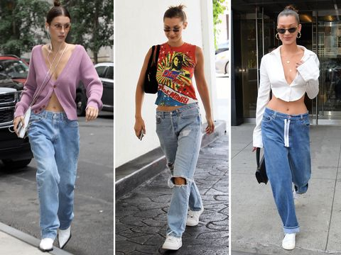 Will low-rise jeans take off this time? – Low-rise jeans are back .