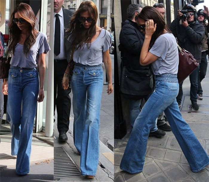How to Wear Flare Jeans & Pants: 12 Chic Outfit Ide