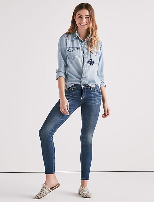 How to Wear Low Rise Skinny Jeans: 15 Super Stylish Outfit Ideas .
