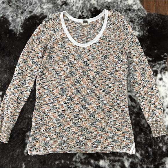 Free People Sweaters | We The Marled Knit Sweater Tunic Sz L .